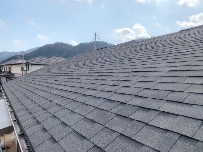 屋根材「アスファルトシングル」とは|ガイソー周南店|住まいの外装リフォーム専門店